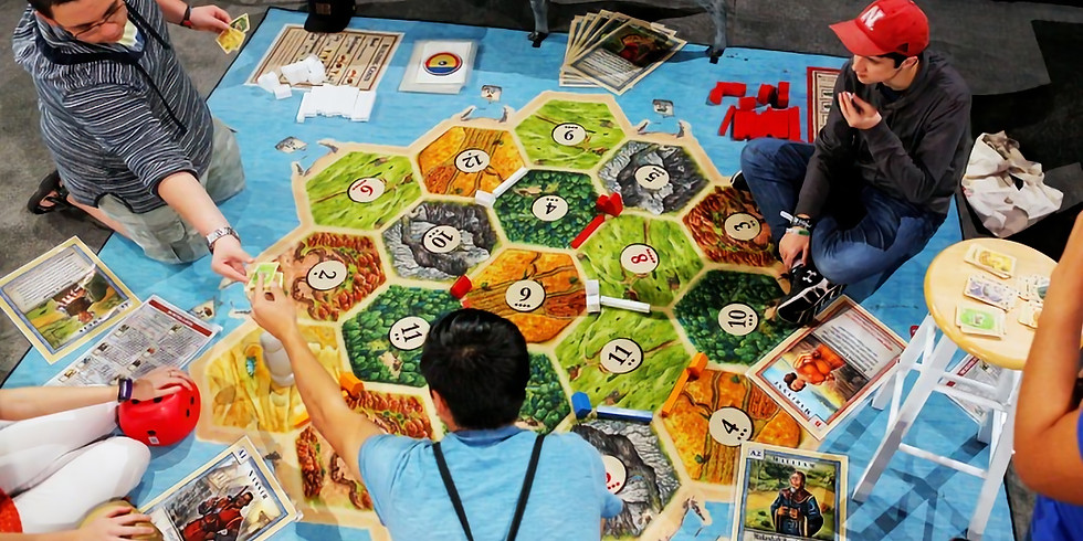 Rooftop Settlers of Catan Tournament