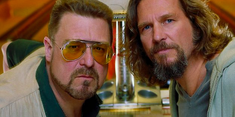 The Big Lebowski Screening + All you can drink White Russians!