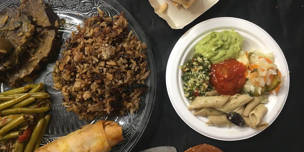 Shabbat Project Dinner at Kerem House ארוחת שבת קהילתית