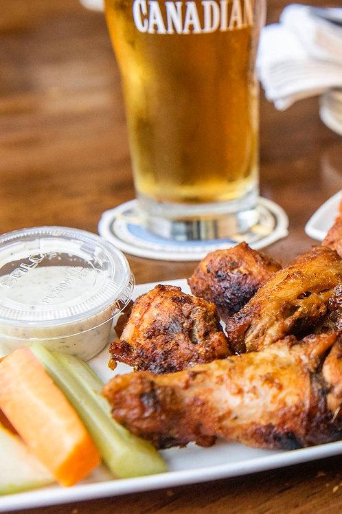 Wings n drink