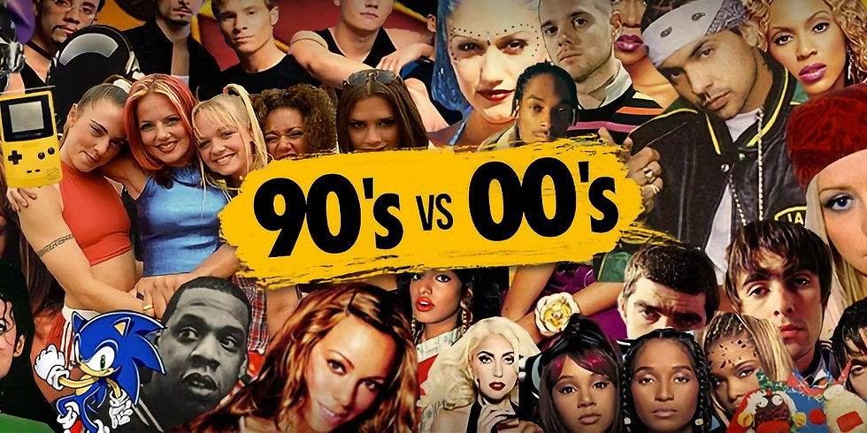 90's vs 00's Rooftop Party