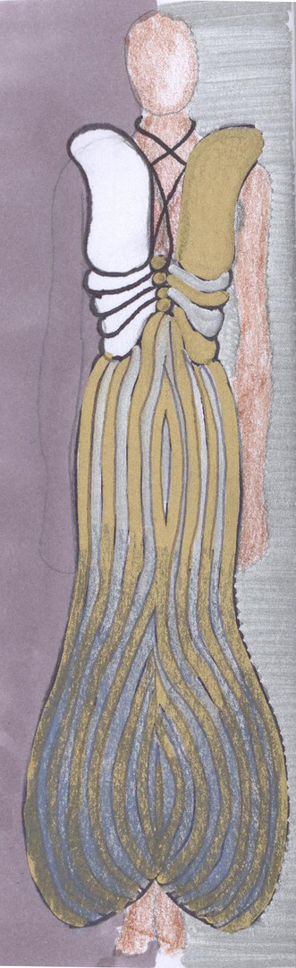 Fashion Genie Pants Concept