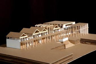 Architecture Center Model 02