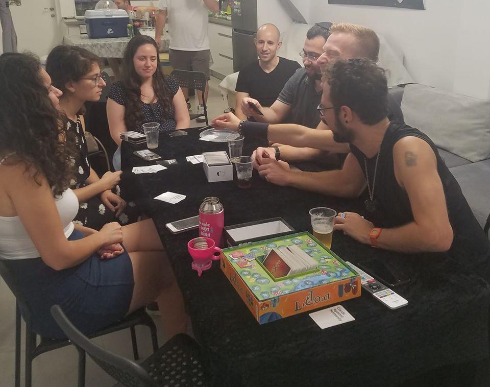 Kerem Game Night 01