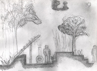 Landscape Garden Section 01
