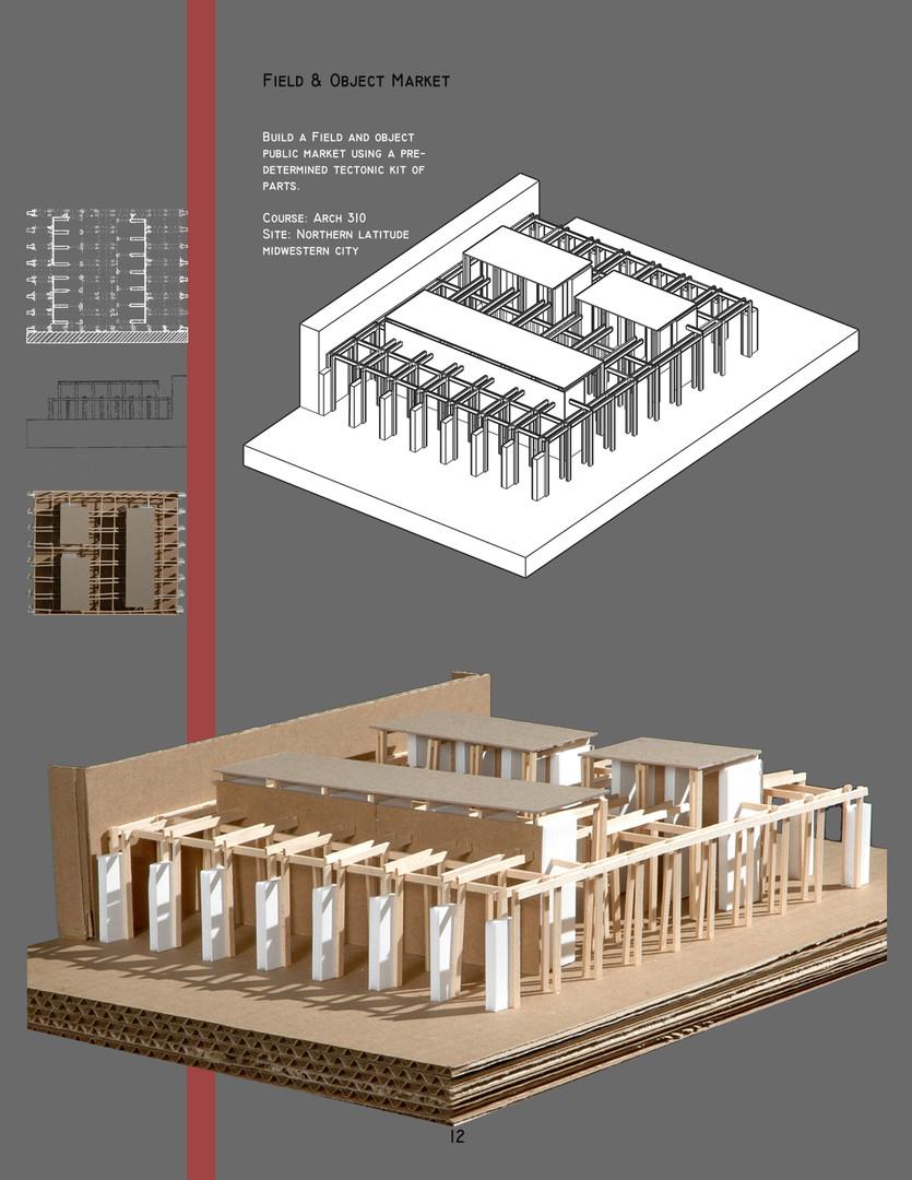 Architecture Field Object Market