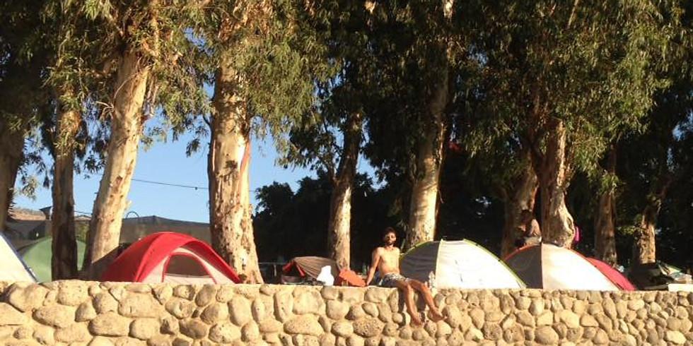 Master Campers Presents: Sussita Kinneret Shabbat