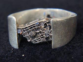 Jewelry City Bazaar Ring