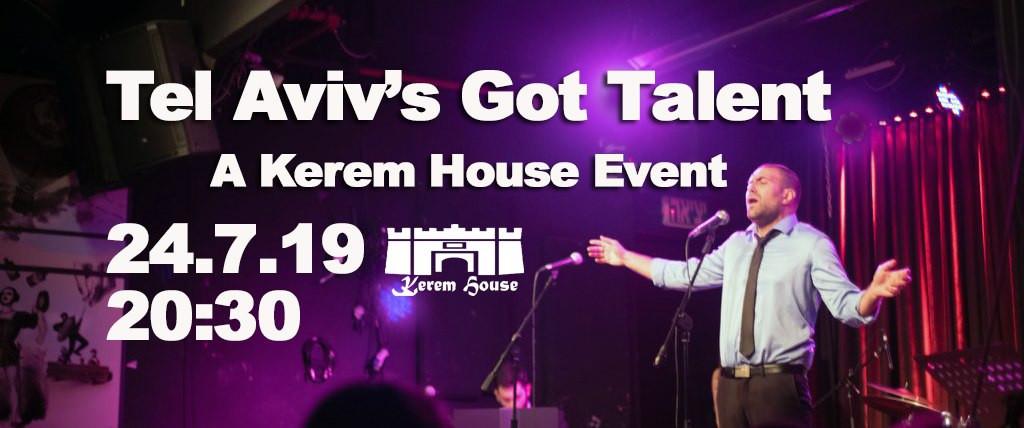 Tel Avivs got Talent
