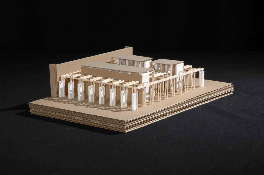 Architecture Market Model 01