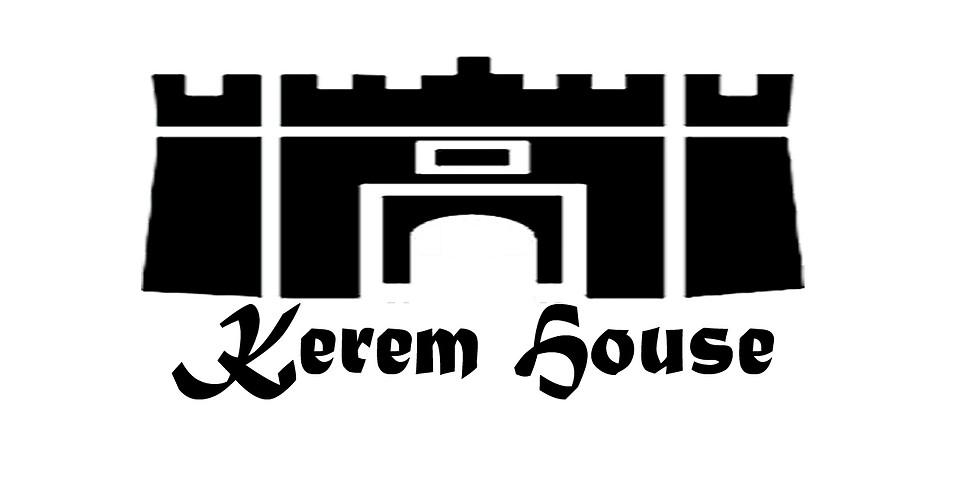 Kerem House Dinner & Beds June 28 2019