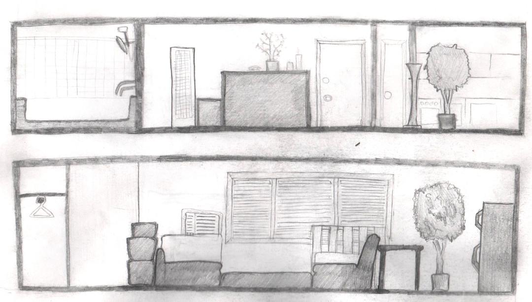 Interior Design Studio Section
