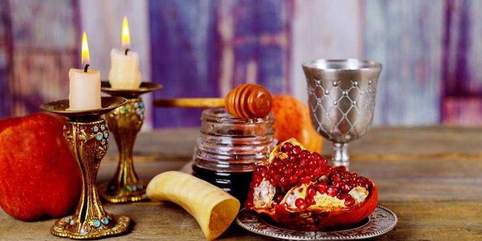 High Holidays Torah Talk 1.9.21