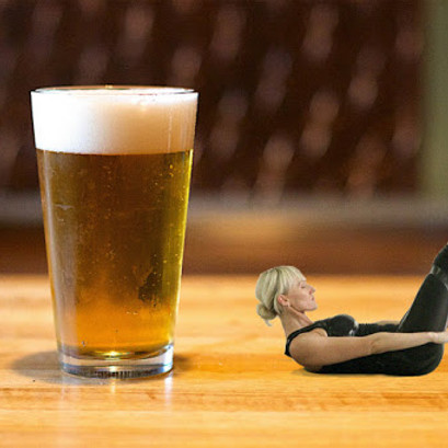 Pilates and Pilsners 11.8.21