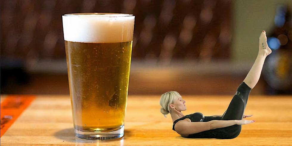 Pilates and Pilsners
