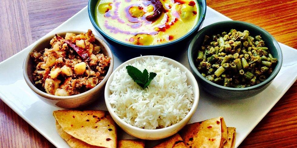 Indian Dinner 12.2.20