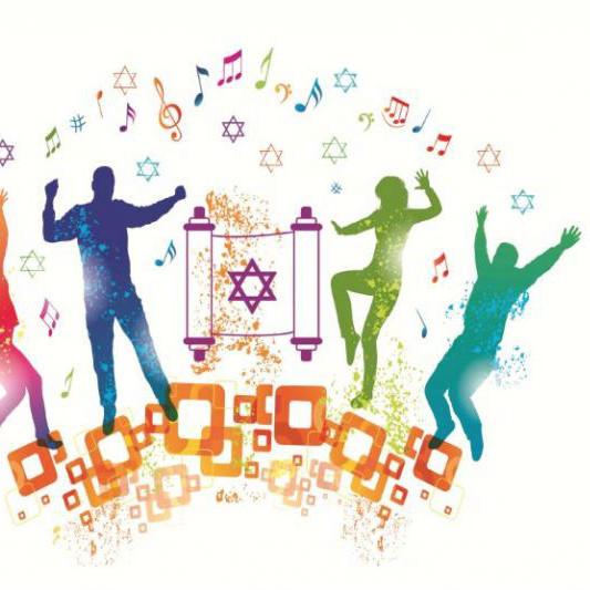 Simchat Torah Shul Hop