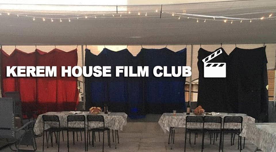 Kerem Film Club.