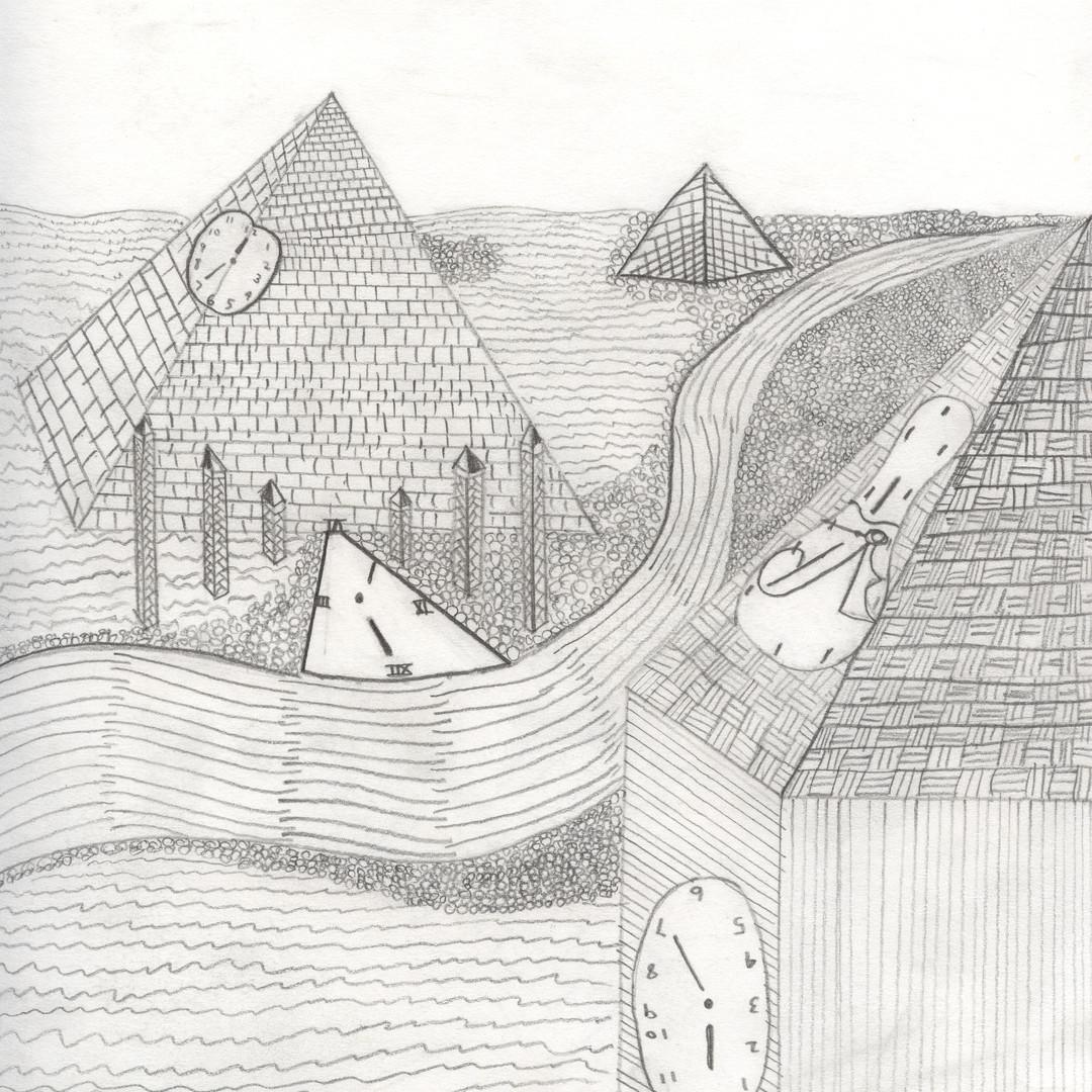 Art Pyramid Time