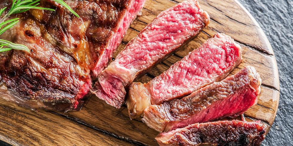 Steak Themed Shabbat dinner 28.2.20