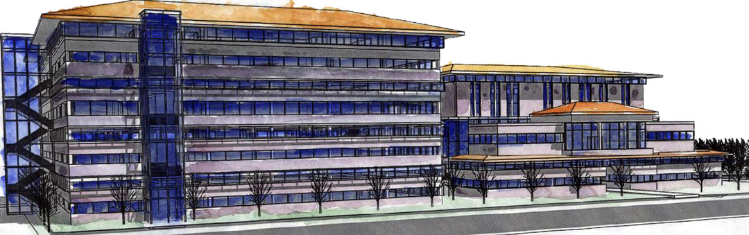 Architecture School View