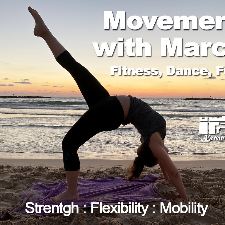 Move with Marcie 12.8.21