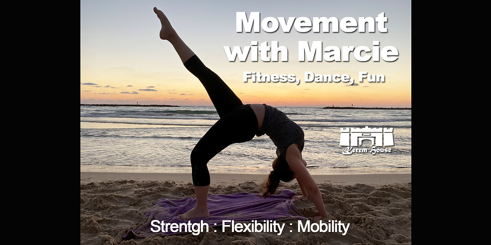 Move with Marcie 15.8.21