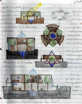 Concept Hex House