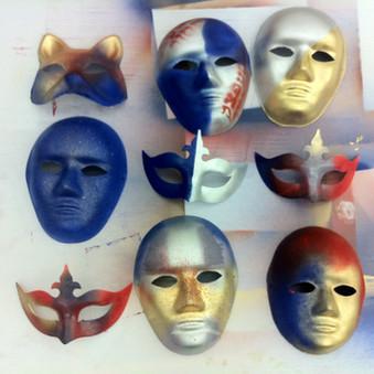 Art Paint Masks