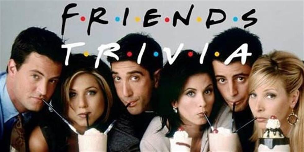Friends Trivia 21.1.20