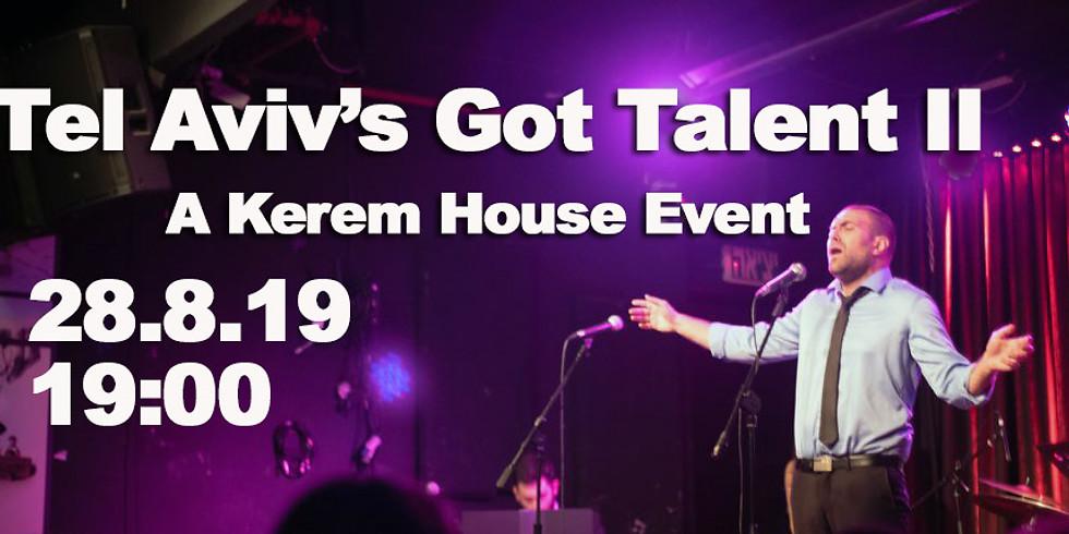 Tel Aviv's Got Talent II