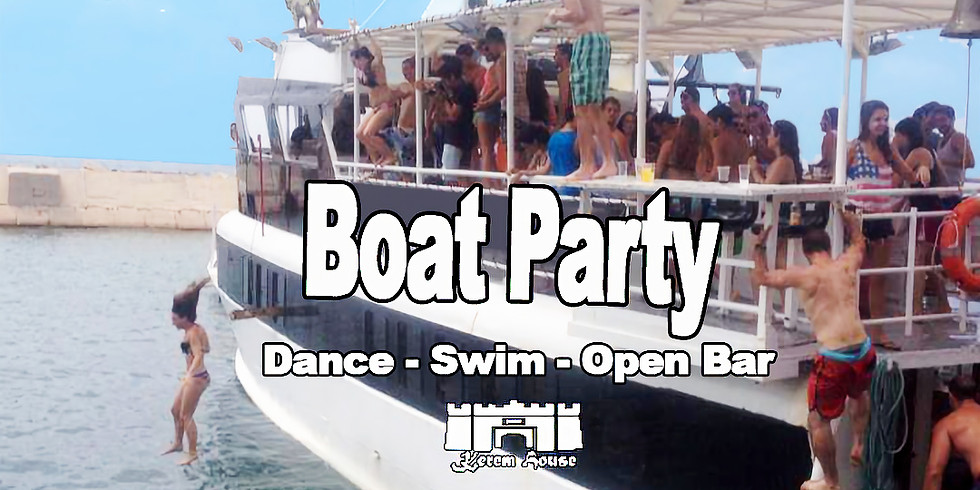 Boat Party 22.10.21