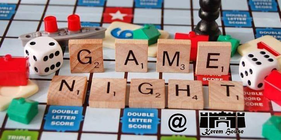 Board Game Night 3.2.20