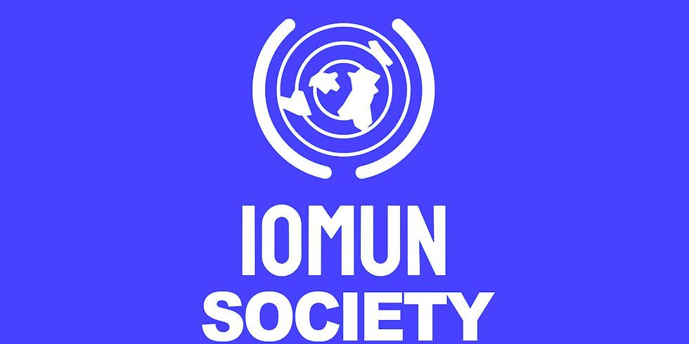 IOMUN Society November