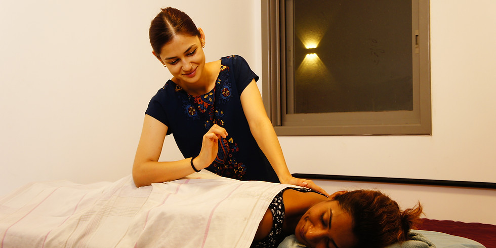 Tiferet Massage