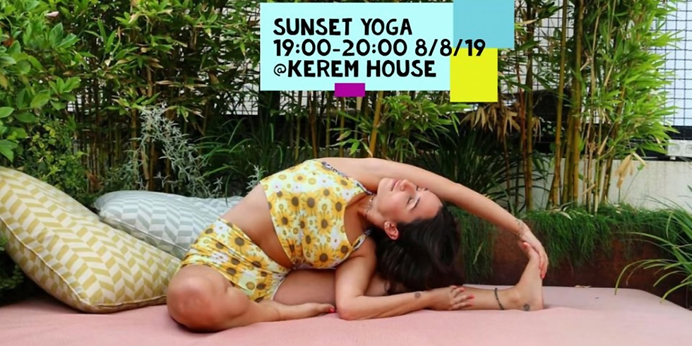 Sunset Yoga with Sivahn