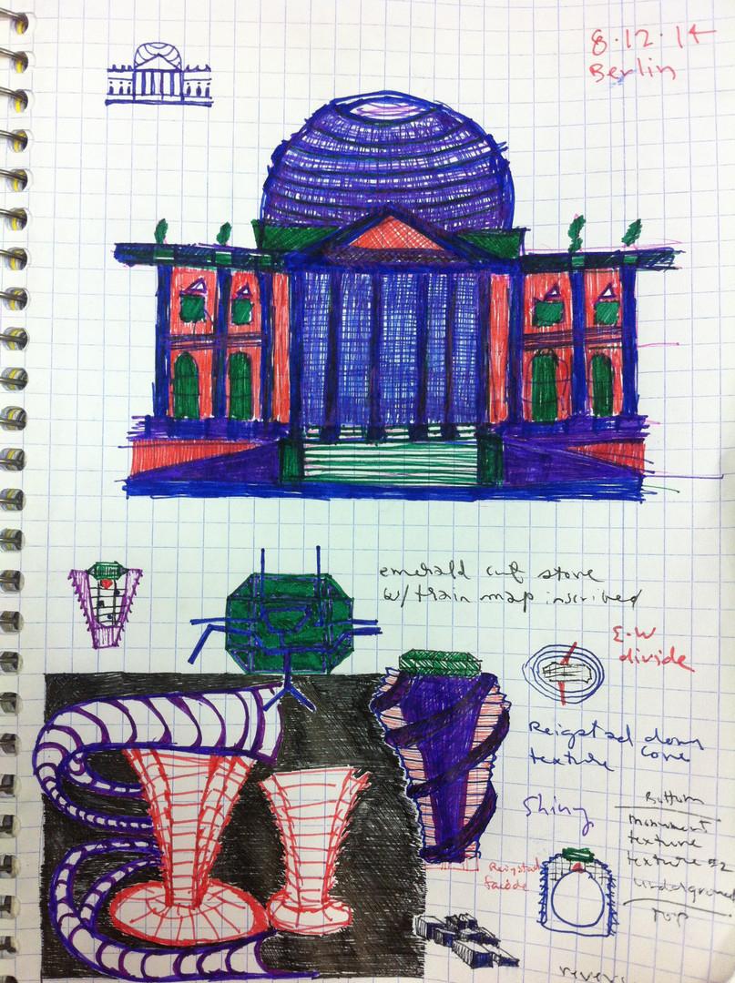 Concept Berlin Jewel Inspiration