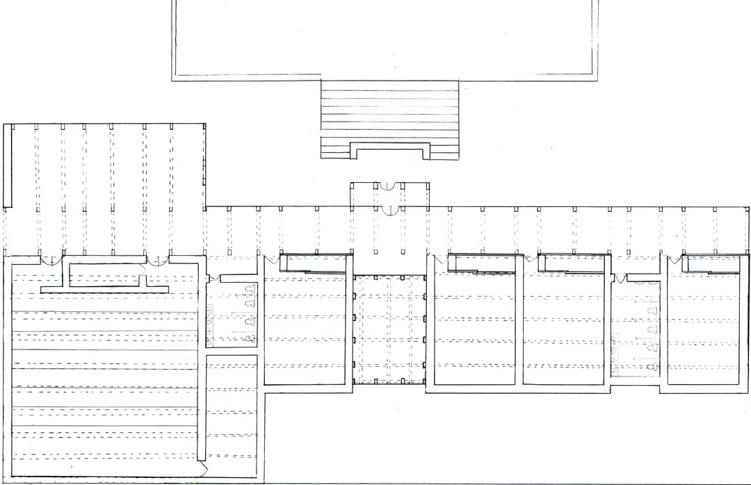 Architecture Center Ceiling Plan