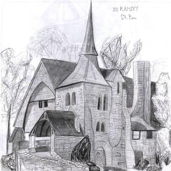 Art Ramsay House