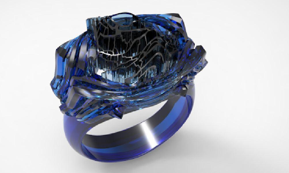 Jewelry City Sfat Ring