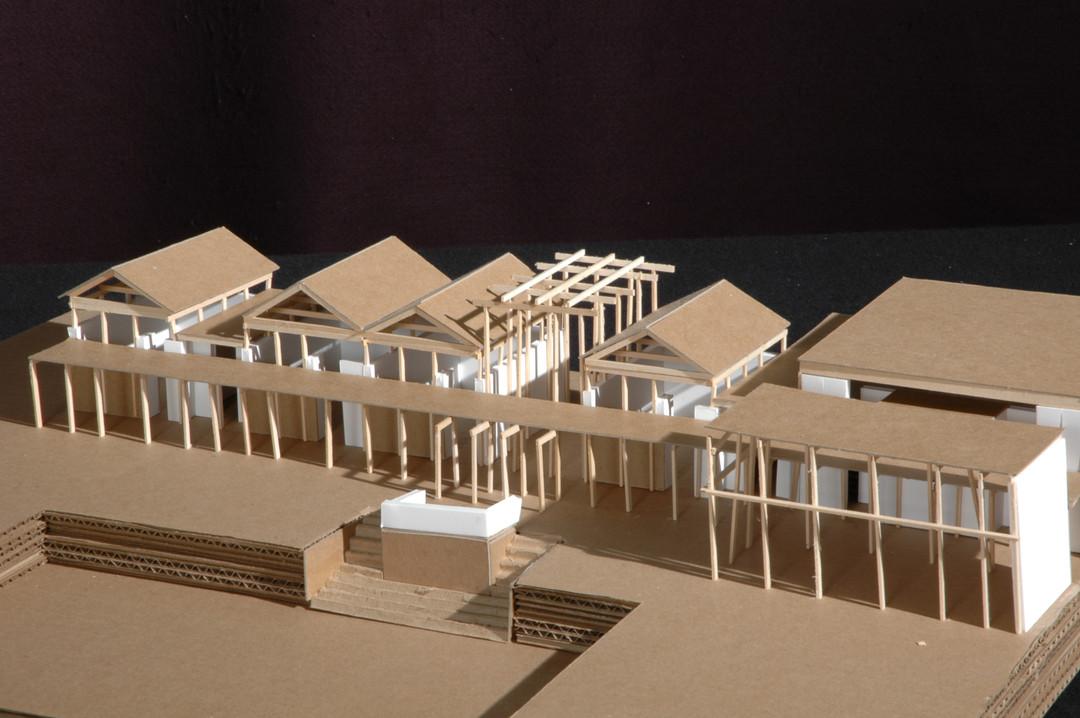 Architecture Center Model