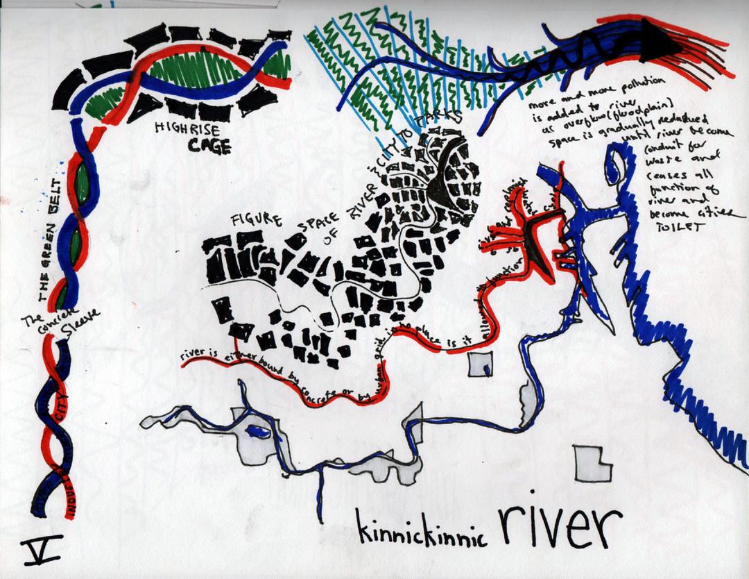 Landscape River Concept