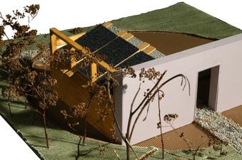 Architecture Pavilion Model