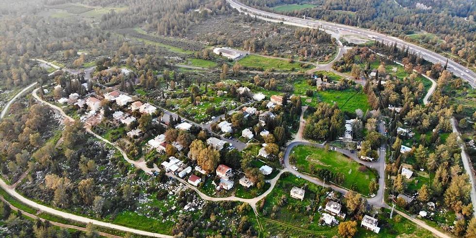 Master Campers 30 Moshav Mevo Modiin Town 12.11.21