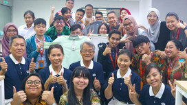 ENVIRONMENTAL AWARENESS WITH TZU CHI FOUNDATION MALAYSIA