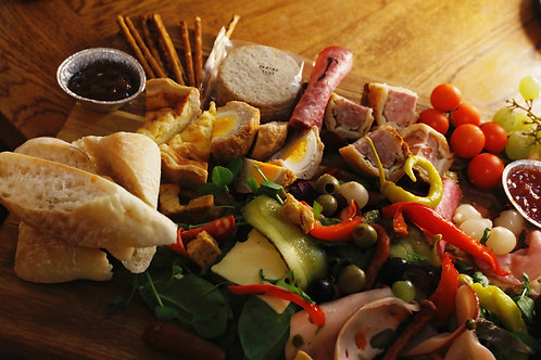 Charcuterie Sharing Platter for Two