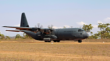 FCA Secures RAAF Lockheed C-130J Painting Contract