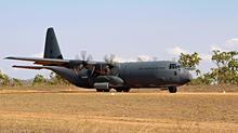 FCA Secures RAAF Lockheed C-130J Painting Contract