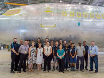 QLD Premier visits FCA