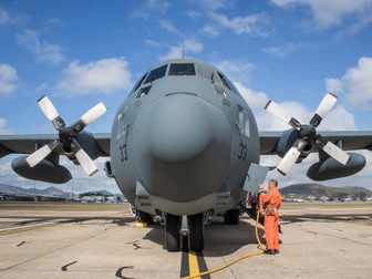 FCA completes last C-130H for NG